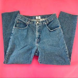 Vintage French Dressing Paris high-rise jeans, 30